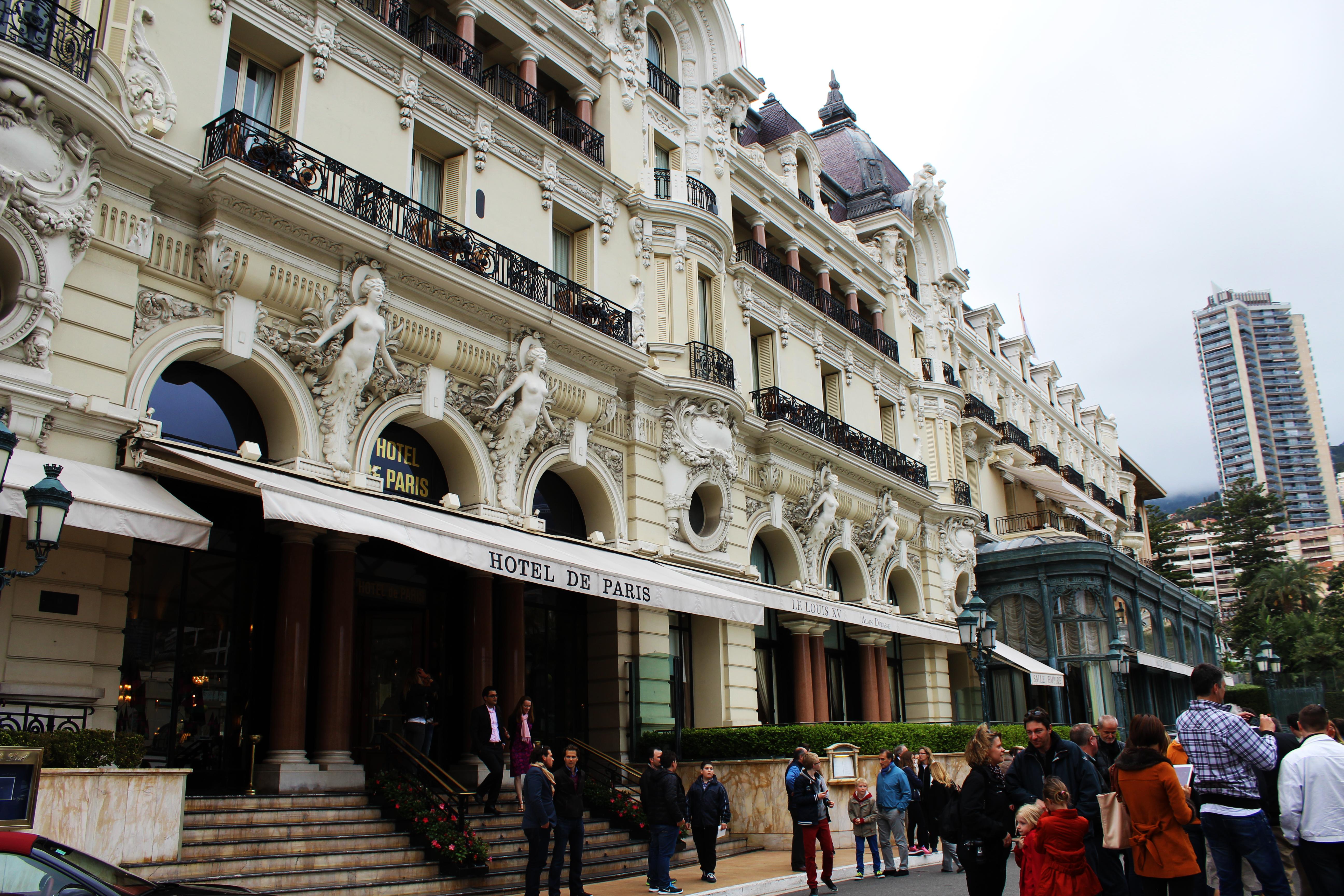 From nice to monaco emilyairheart for Hotel de paris